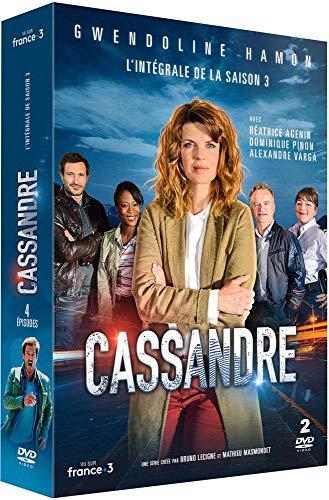 Cassandre - L'intégrale de la saison 3 [Francia] [DVD]