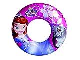 GIM Disney Princess Sofia Bouée Gonflable sous Licence, 871-81110, 51 cm