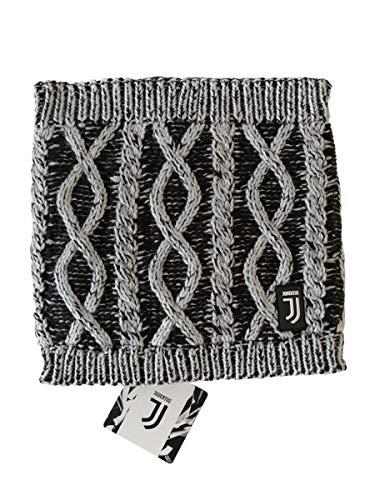 EnzoCastellano sjaal Juventus 131074 Rombi Color met imitatiebont, officieel product