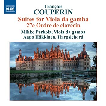Couperin: Suite for Viola da gamba