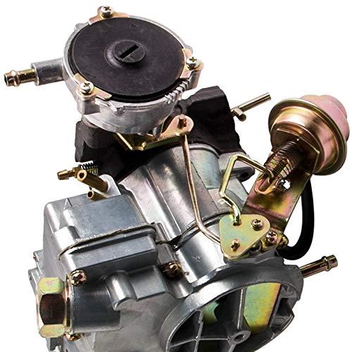 LZZJ para carburador 17201-42020 Carburetor Nuevo Carburetor Carb for Chevrolet Motor 350 5.7L 1970-1980 con Junta 17201-42030
