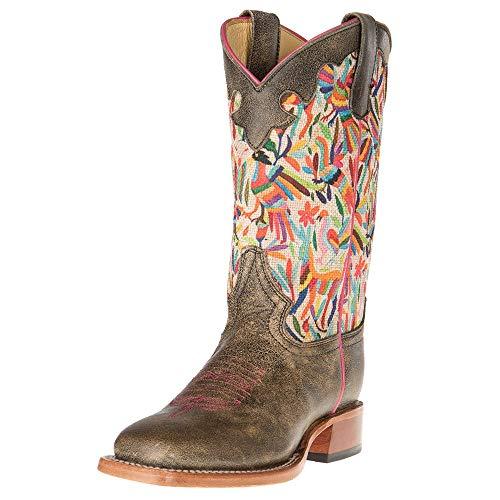 Macie Bean Boots Boys Kid s Macie Bean Cracktacular Cowgirl boots 2 M US Black