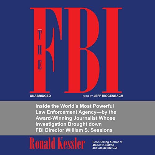The FBI cover art