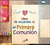 Libro De Recuerdos De Mi Primera Comunio (Primeras Comuniones)
