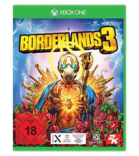 Borderlands 3 - Xbox One [Importación alemana]