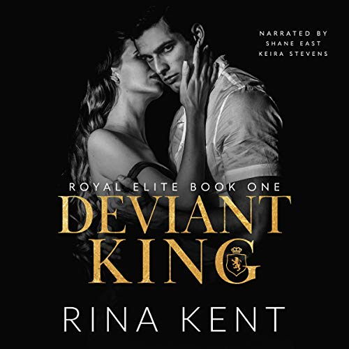 Deviant King audiobook cover art