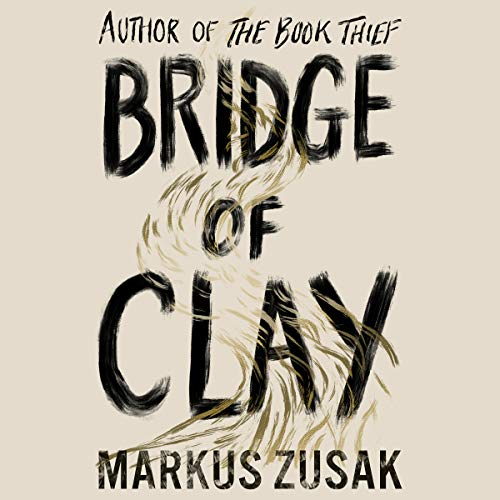 Bridge of Clay audiobook cover art