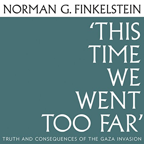 This Time We Went Too Far audiobook cover art