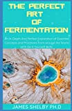 THE PERFECT ART OF FERMENTATION: An In-Depth And Perfect Exploration of Essential Concepts and Processes from around the World With Do It Yourself Skills