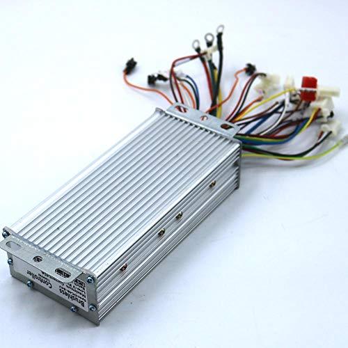 NGHSDO Regulador Patinete Electrico Controlador de Motor BLDC de 48V-84V 1000W 45MAXAX,...