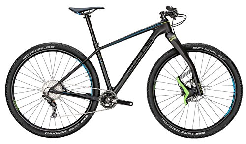 'BULLS Black Adder SL 2911K UD Carbon/vert/noir/bleu 2016