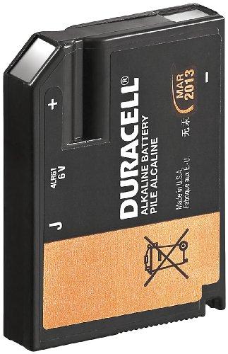 2 Stück Duracell Photo Batterie Alkaline (6Volt) Flat Pack (J 7K67)