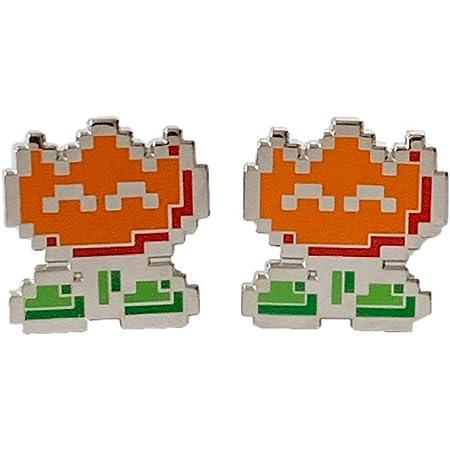 Super Mario Bros Cuff Links Initial Engraving Cuff Links Mario Mushroom Cufflinks Geek Wedding Cufflinks