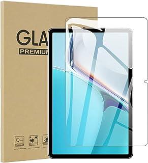 HUAWEI MatePad 11 ガラスフィルム 強化ガラス 耐指紋 表面硬度9H 2.5Dラウンド加工 飛散防 高透過率 光沢表面 HUAWEI MatePad 11 10.95インチ 対応 液晶保護フィルム
