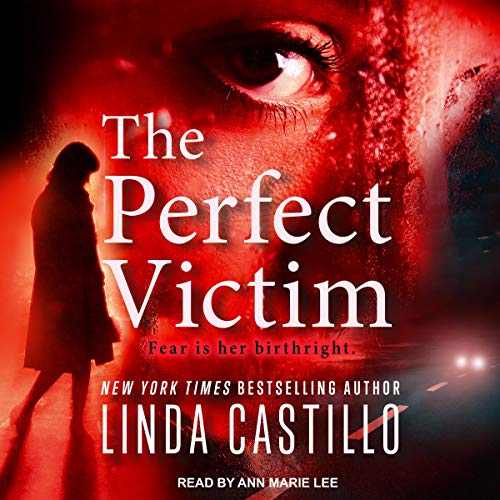 The Perfect Victim audiobook cover art
