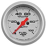 Auto Meter Automotive Replacement Fuel Pressure Gauges