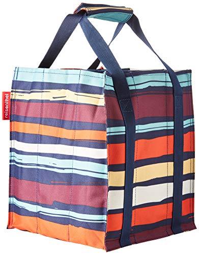 Sac pour 9 Bouteilles Sac pour Shopping Spots Navy Reisenthel Bottlebag