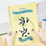 La Mente è Meravigliosa - Quaderno A4 (Quando la vita non mi sorride, le faccio il solletico) Regalo per Un' Amica