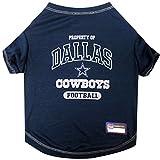 Pets First Dallas Cowboys T-Shirt, Medium