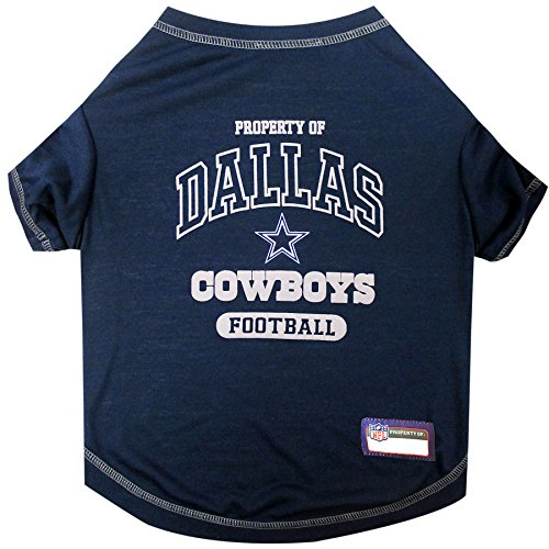 Pets First Dallas Cowboys T-Shirt, Large