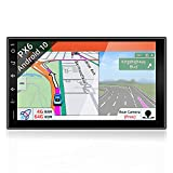 JOYX PX6 A72 Android 10.0 Double Din Car Stereo Head unit | 4G/64G | Free Backup Camera | Universal GPS...