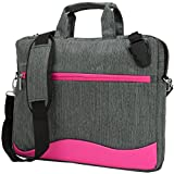 Womens Laptop Messenger Bag Briefcase Sleeve for Dell XPS 17 XPS 15 Inspiron 15