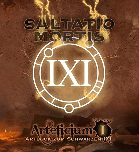 Saltatio Mortis – Arteficium 1: Artbook zum Schwarzen IXI