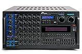 IDOLmain 6000W Professional Digital Karaoke Mixing Power Amplifier