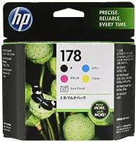 HP178 5色マルチパック