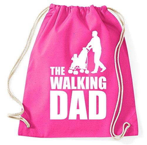Styletex23 The Walking Dad gymtas sporttas