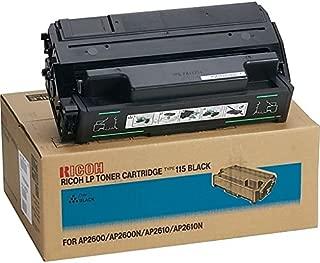 ricoh aficio ap610n toner cartridge
