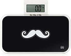 NYDZDM Ultimate Accuracy Electronic Digital Bathroom Scales - Accurate Readings, Easy to Read Display, Weigh Metric + Imperial, Kg St Lbs (Color : Black)