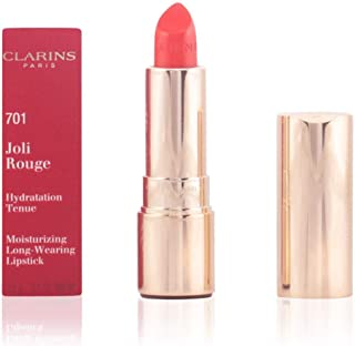 Clarins Joli Rouge Long Wearing Moisturizing Lipstick, 715 Candy Rose, 3.5g