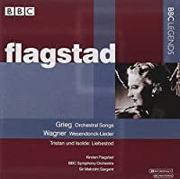 グリーグ/ワーグナー:声楽作品集(フラグスタート)(1953-1972)