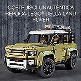 Immagine 1 lego technic land rover defender