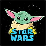 Diamond Painting Kits for Adults Diamond Art 5D Paint with Diamonds DIY Painting Kit The Mandalorian Child Headshot Star Wars Baby Yoda Paint by Number with Gem Art Drill and Dotz 8.7' x 8.7'