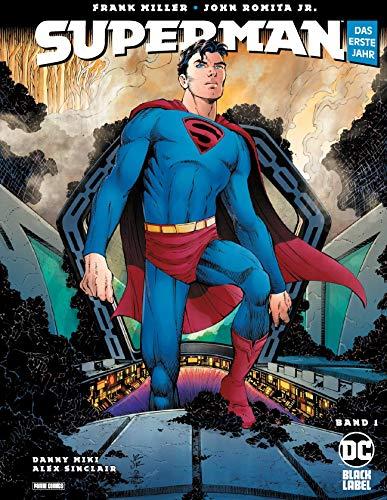 Superman: Das erste Jahr: Bd. 1 (von 3)