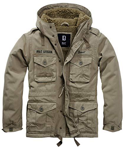 Brandit M65 Urban Winterjacke Oliv Gr. XXL