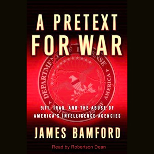 A Pretext for War cover art