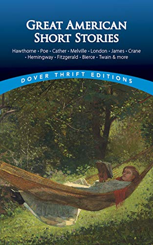 Compare Textbook Prices for Great American Short Stories Dover Thrift Editions 1 Edition ISBN 9780486421193 by Paul Negri
