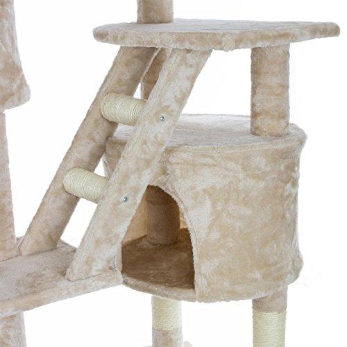 Happypet CAT013-3 Katzenbaum deckenhoch - 4