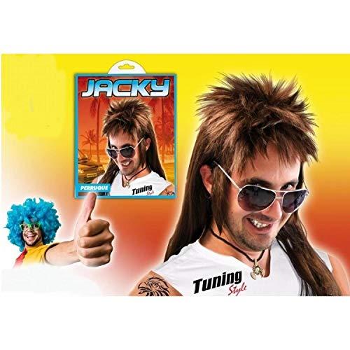 Perruque Jacky - Taille Unique