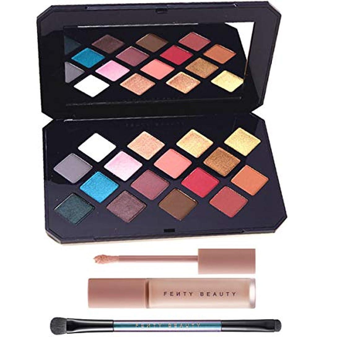 キャンセルウイルス騒ぎFENTY BEAUTY BY RIHANNA, Moroccan Spice Eyeshadow Palette & Eye Essentials [海外直送品] [並行輸入品]