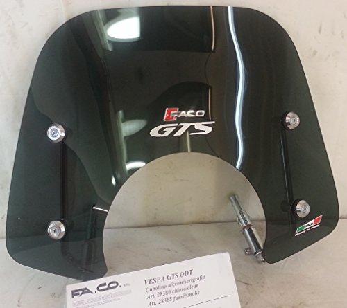 VESPA GTS Cupolino O.D.T. fumé A/CR/SER