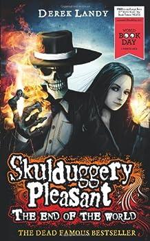 Skulduggery Pleasant  The End of the World