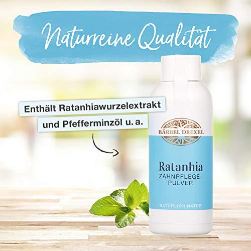 BÄRBEL DREXEL Ratanhia Zahnpflegepulver (50g)