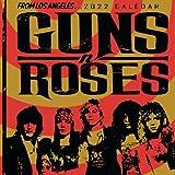 Guns N  Roses Calendar 2022: Gifts for kids, teens and adults with 18-month Monthly Calendar. Calendar planner 2022-2023, OFFICIAL Calendar, music Calendar 2022-2023