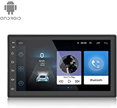 Lexxson Android 8.1 Car Radio 1024x600 GPS Navigation Bluetooth USB Player 2G DDR3 + 16G NAND Memory Flash ML-CK1018-2G16