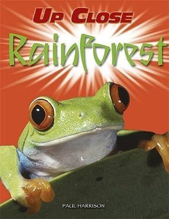 Rainforest (Up Close) by Paul Harrison (2009-06-12)