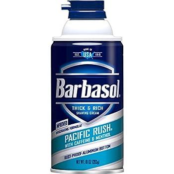 Amazon.com: Barbasol Extra Moisturizing With Vitamin E Shaving Cream, 10  oz, 2 Piece: Beauty